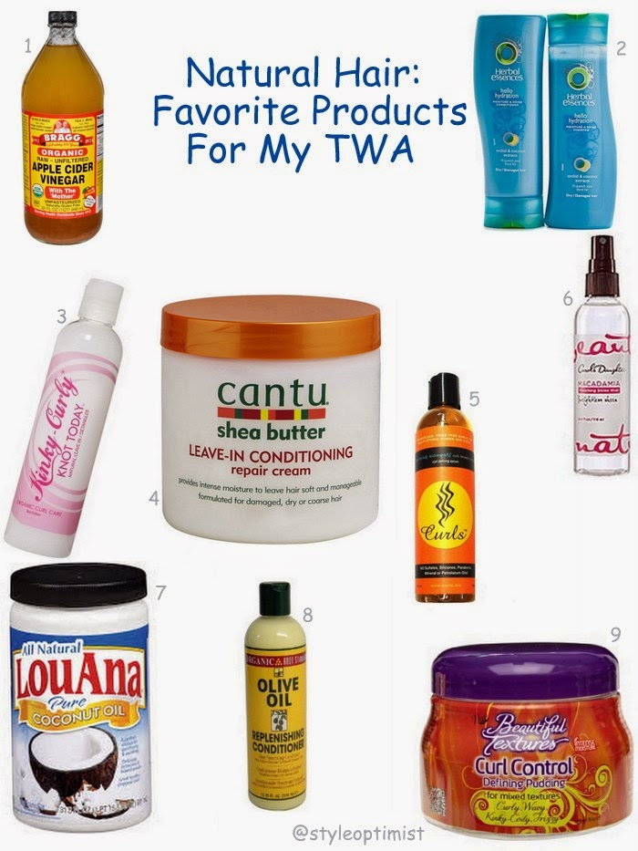 best styling products for black hair hair favorite products for my twa style optimist 4816